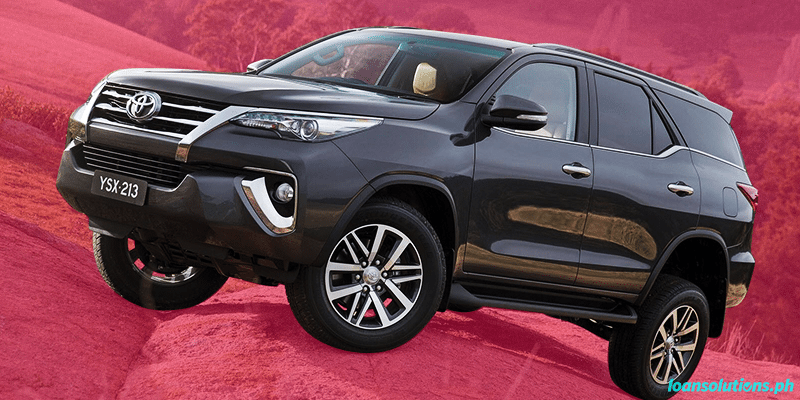 2016 toyota fortuner  the most popular suv in the