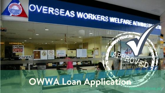 Secrets to a Successful OWWA Loan Application - Loansolutions